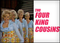 The Four Kings Cousins